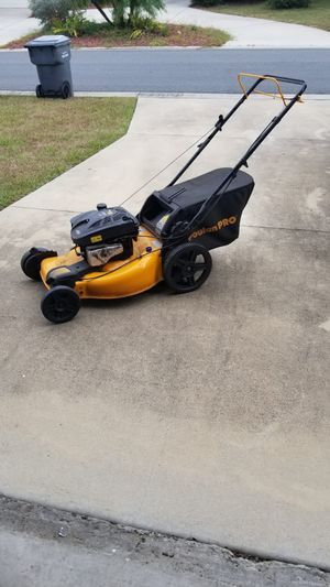 Poulan PRO 160 CC self propelled 3 in 1 gas mower for Sale in Lakeland, FL