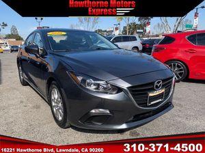 2016 Mazda Mazda3 for Sale in Lawndale, CA