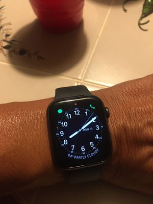 Apple Watch 44mm aluminum for Sale in San Antonio, TX