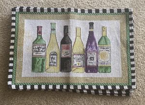 Wine place mats for Sale in Haines City, FL