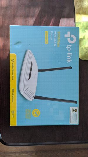 TP Link Wireless Router for Sale in Aldie, VA