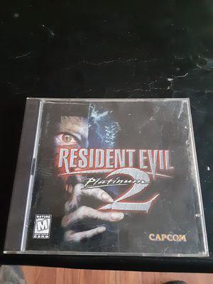 Resident Evil 2 Platinum PC game for Sale in Washington, DC