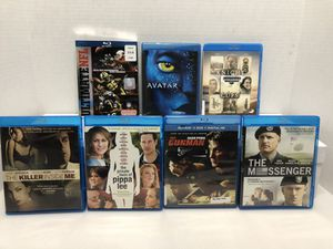 Blu Ray Independents and Top Hits Bundle for Sale in Orland Park, IL