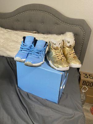 Jordans: Pantone 11s & Pinnacle 6s ***DEALS for Sale in Tacoma, WA