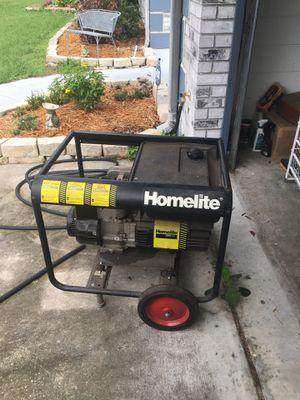 Generator gas for Sale in Valrico, FL