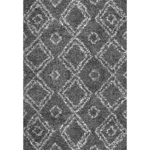 """6'7"""" X 9' Gray Shag Rug for Sale in Tracy, CA"""