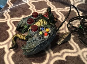 Xbox - Freak Series II Collector's Edition Control Pad - Dragon Fire Breather for Sale in La Habra Heights, CA
