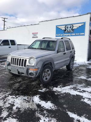 2003 Jeep Liberty Sport SUV for Sale in Clinton Township, MI