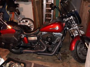 2014 dyna fat boy for Sale in March Air Reserve Base, CA