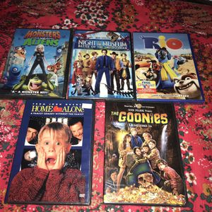 Classic Family DVD Lot All New for Sale in Columbus, OH