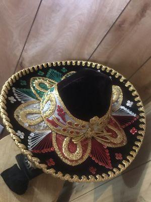 Sombrero 🎩 de Charro Mexicano for Sale in Phoenix, AZ