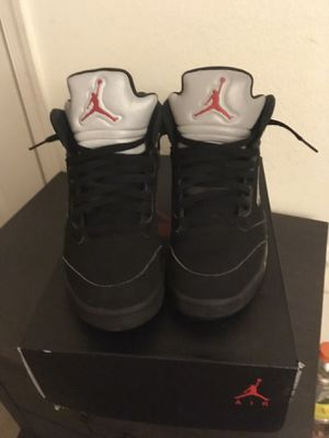 Jordan 5 metallic for Sale in Springfield, VA