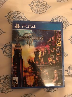 Kingdom hearts 3 for Sale in Alafaya, FL
