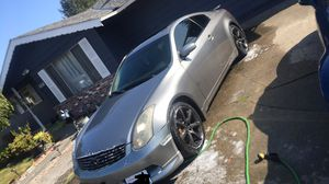 Infiniti g35 part out for Sale in Lake Stevens, WA