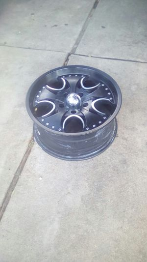 Four jeep wheels for Sale in Del Valle, TX