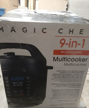 Magic Chef multicooker for Sale in Sour Lake, TX