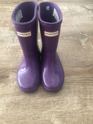 Hunter rain boots for Sale in Lakeside, CA