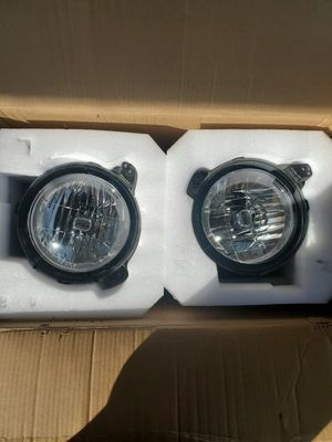 2019 Jeep Wrangler JL OEM Headlights for Sale in Middleburg, VA
