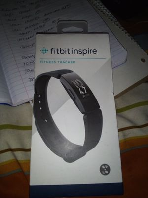 Fitbit INSPIRE FITNESS TRACKER NEVER OPENED for Sale in Chula Vista, CA