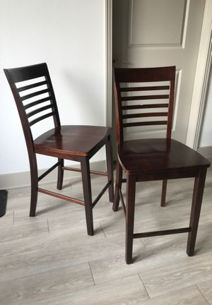 2 Wooden High Chairs for Sale in Denver, CO