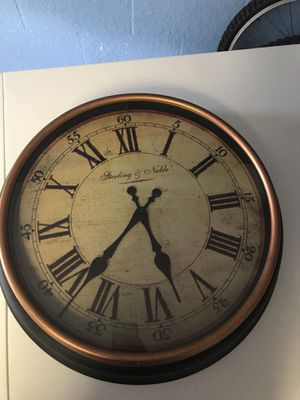 Antique clock for Sale in Gibsonton, FL