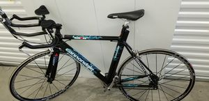 Cannondale iron man 2000 cadd 5 racing bike carbon and light for Sale in Lake Grove, OR