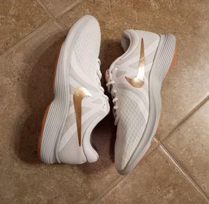 Like New Nike Revolution 4 Women's Running Shoe Sz.8½ for Sale in Addis, LA