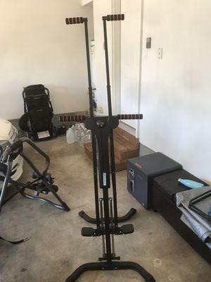 Feierdun vertical climber exercise equipment for Sale in Woodburn, OR