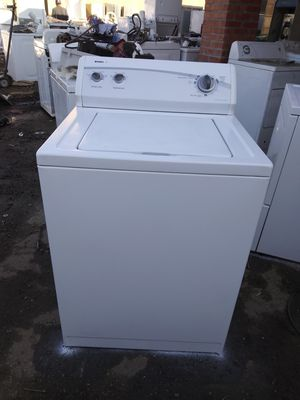 Washer n dryer for sale work good l give you 3 months warranty for Sale in Bakersfield, CA