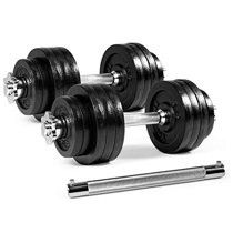 Yes4All Adjustable Dumbbells - 100 lb Dumbbell Weights with Dumbbell Connector for Sale in Milpitas, CA
