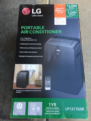 Portable air conditioner for Sale in Henderson, NV