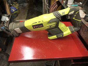 Ryobi reciprocating saw for Sale in Odessa, TX
