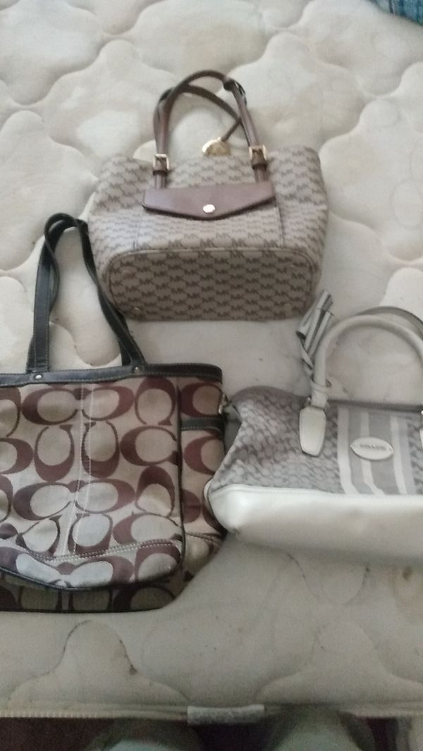 Coach Michael kors purses