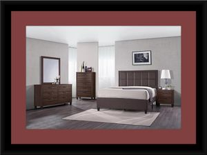 11pc B085 complete bedroom set for Sale in Riverdale, MD