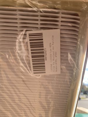 Ture HEPA Filter for Whirlpool Air Purifier Models AP350 and AP450 for Sale in Bakersfield, CA