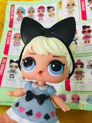 Curios cutie Q.T. Lol surprise doll series 2 for Sale in Fort Pierce, FL