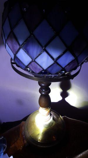 Tiffany lamp shade. (NO CASH APP NO JOKE!!!!!!) for Sale in North Judson, IN