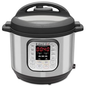 Instant Pot 8-Quart 7-in-1 Multi-Use Programmable Pressure Cooker, Slow Cooker, Rice Cooker, Sauté, Steamer, Yogurt Maker for Sale in Houston, TX