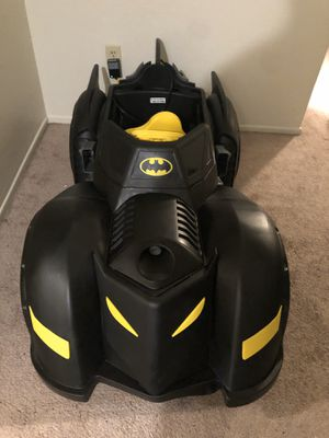 Motorized Bat Mobile Battery Powered for Sale in Fresno, CA
