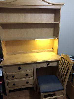 Bedroom furniture desk Shelf cabinet boy girl bed study for Sale in Miami, FL