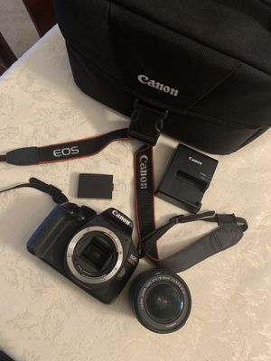Canon Rebel T6 for Sale in North Olmsted, OH