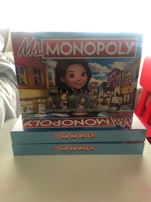 Ms monopoly hasbro for Sale in Beltsville, MD