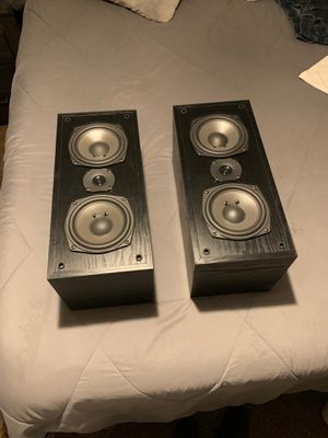 Surround sound speakers for Sale in Lindsay, CA