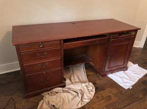 Solid Wood Desk for Sale in Nashville, TN