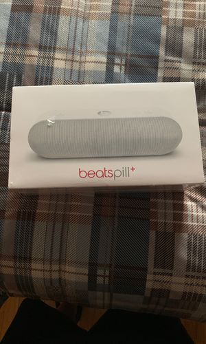 Beats Pill+ Bluetooth Portable Speaker for Sale in North Smithfield, RI