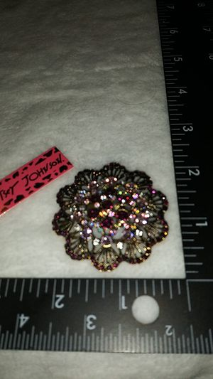Betsey Johnson Pin/Brooch for Sale in Ontario, CA