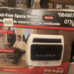 Dyna- Glo Space Heater for Sale in Naperville, IL