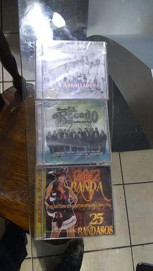 CDs nuevos for Sale in Pasadena, TX