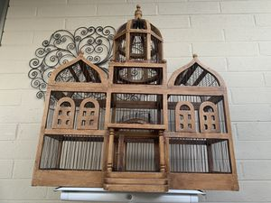Beautiful Vintage Bird Cage for Sale in Tempe, AZ