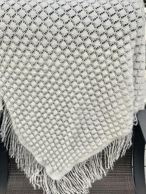 Handmade Wool Shawl for Sale in Burlington, MA